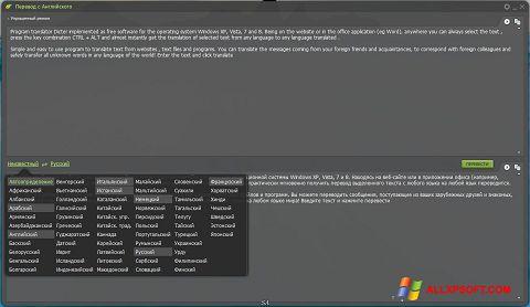স্ক্রিনশট Dicter Windows XP