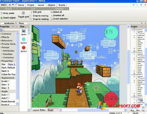 স্ক্রিনশট Construct Classic Windows XP