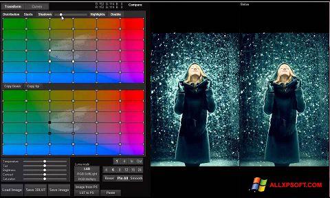 স্ক্রিনশট 3D LUT Creator Windows XP