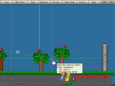স্ক্রিনশট Game Editor Windows XP