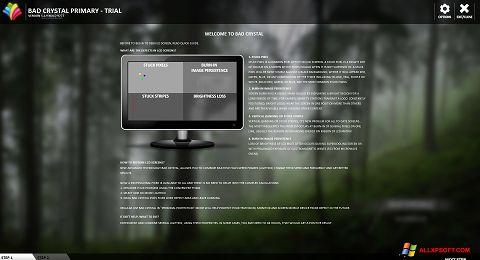 স্ক্রিনশট Bad Crystal Windows XP