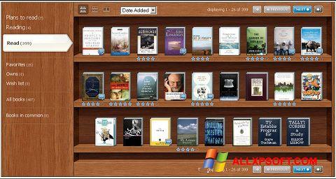 স্ক্রিনশট Bookshelf Windows XP