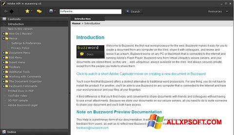 স্ক্রিনশট Adobe AIR Windows XP