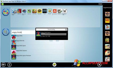 স্ক্রিনশট BlueStacks Windows XP